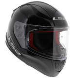 LS2 FF353 Rapid mini Single Mono gloss black_