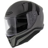 Caberg Avalon Helmet Blast Flat Grey Black_