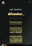 AGV Pista GP RR Laguna Seca 2005 Valentino Rossi 46 Limited Edition_