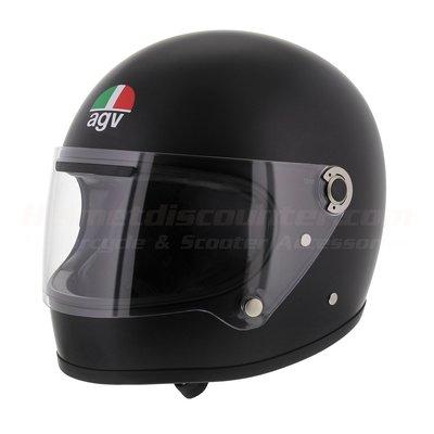 AGV Legends X3000 Matt Black