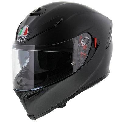 AGV K5-S Mono Matt Black GT4