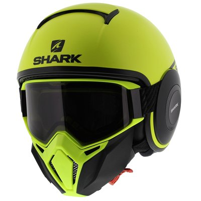 Shark Street Drak Neon Serie mat YKK