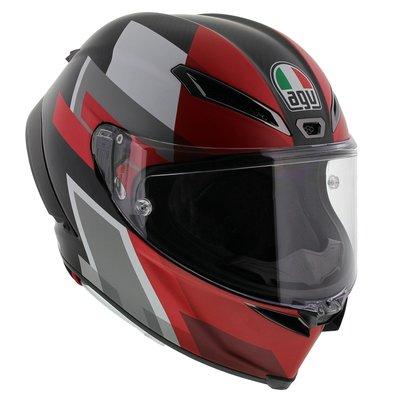 AGV Pista GP RR Competizione Carbon White Red