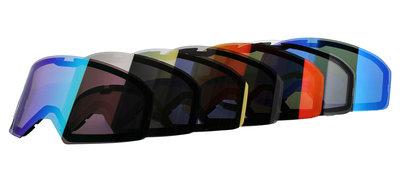 Colored Lenses for Shark Street-Drak Premium Goggles