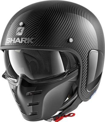 Shark S-Drak Carbon Skin black