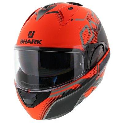 Shark Evo-One 2 Keenser Matt Orange Black Anthracite