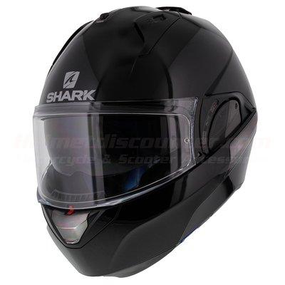 Shark Evo-One 2 gloss black