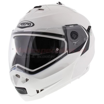Caberg Duke II Gloss White
