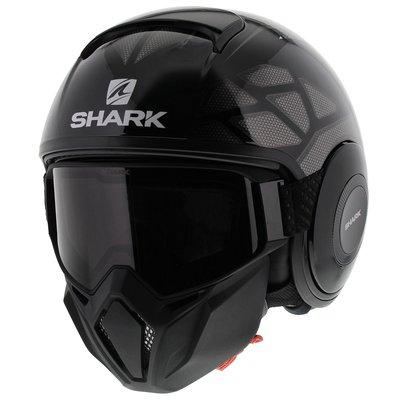 Shark Street Drak Hurok Black Silver