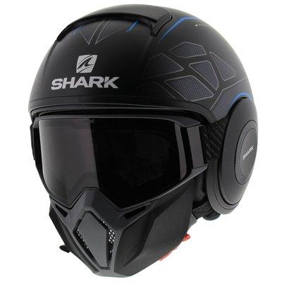 Shark Street Drak Hurok Matt Black Blue