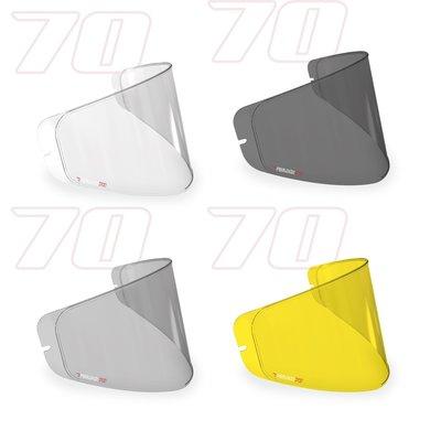 AGV GT2 Pinlocks