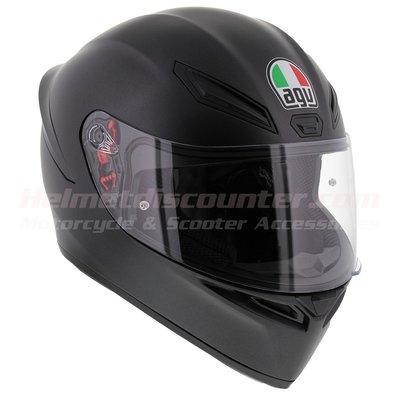 AGV K1 matt black