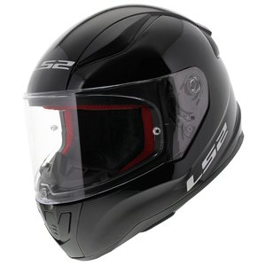 LS2 FF353 Rapid mini Single Mono gloss black