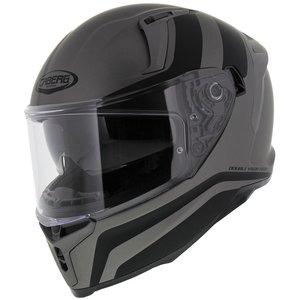 Caberg Avalon Helmet Blast Flat Grey Black